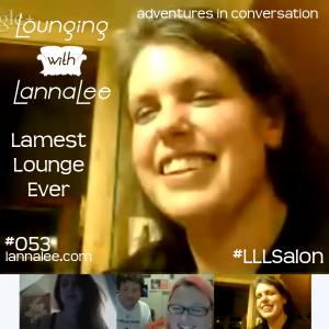 Google+ Hangout LIVE Lounge
